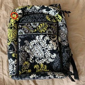 Vera Bradley Baroque Laptop Backpack